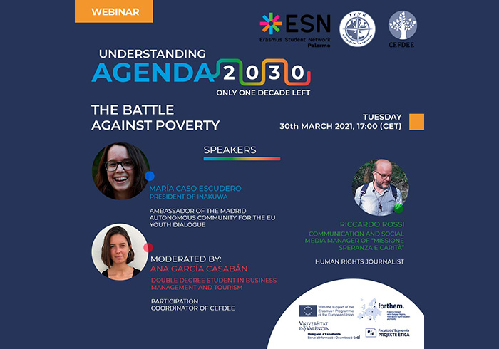 Agenda 2030 - The Battle Against Poverty