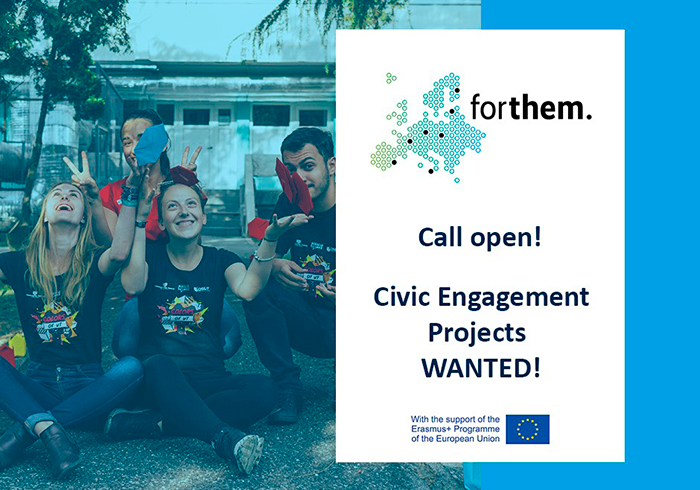 Call for proposals on Civic Engagement projects 2021